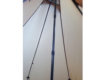 carbon fiber tent frame shaft