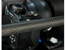 camera carbon fiber slider shaft